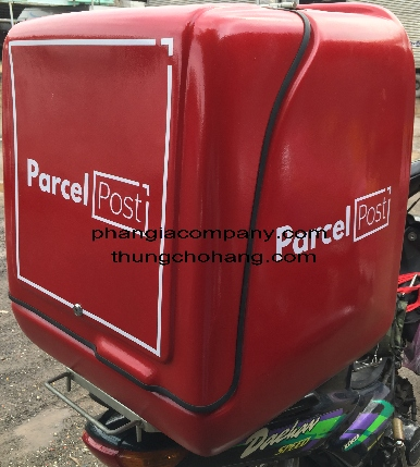 thung giao nhan Parcel Post