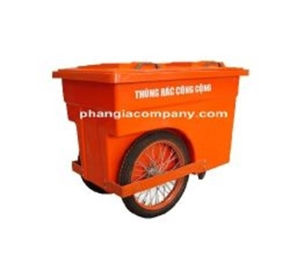 thung rac composite FTR011