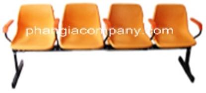 Hình ảnh củaGhế băng chờ 04 - GN06-4C