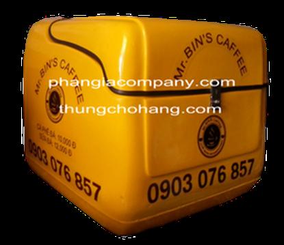 thung cho hang cafe mr bin