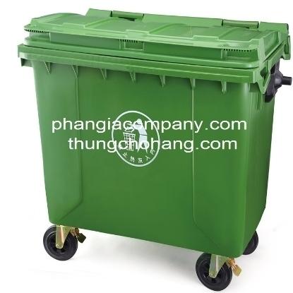 thung rac 660