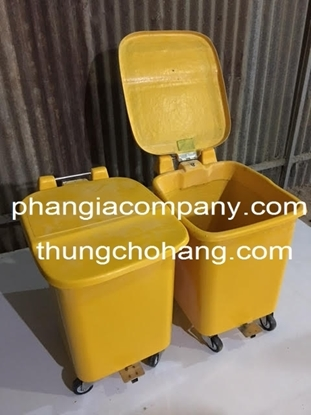Thung rac 60L CPS