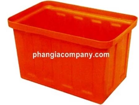 Picture for category Thùng nhựa công nghiệp